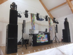 ADM Discos - Mobile Disco Set UP