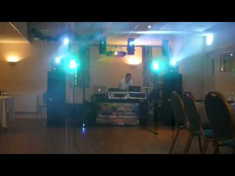 Brasserie Disco Set-Up