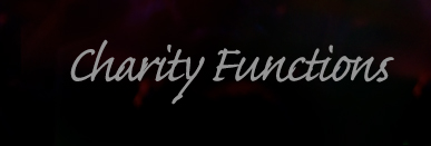 Charity Events & Functions